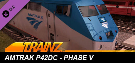 Trainz Driver DLC: Amtrak P42DC - Phase V on Steam