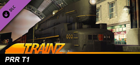 Trainz Driver DLC: PRR T1 - A Fleet of Modernism on Steam