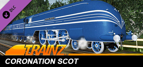 Trainz Driver DLC: LMS Coronation Scot on Steam