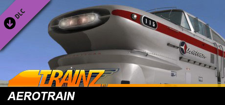 Trainz Driver DLC: Aerotrain on Steam