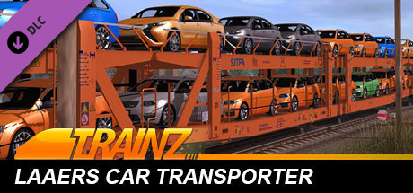 Trainz Driver DLC: Laaers Car Transporter on Steam