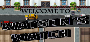 Watson's Watch cover art