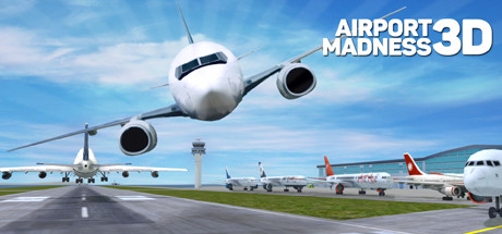 Airport Madness 3D cover art