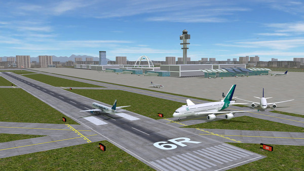 Airport Madness 3D