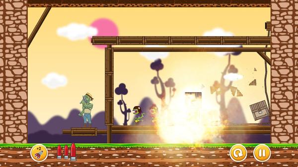 скриншот Undead vs Plants 3