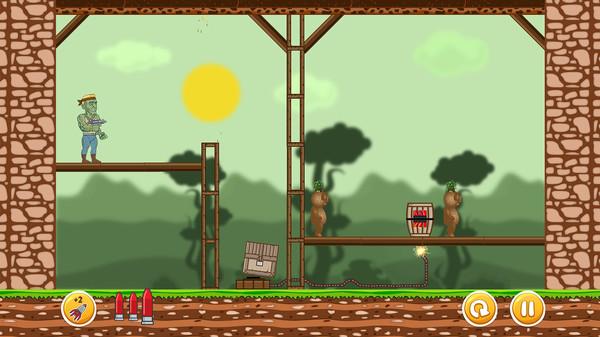 скриншот Undead vs Plants 1
