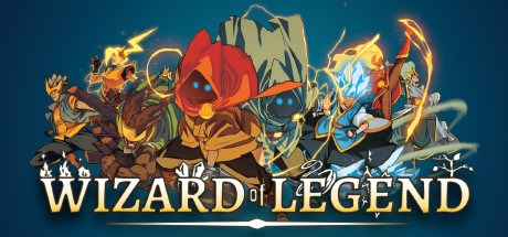 Wizard of Legend Capa