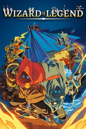 Wizard of Legend poster image on Steam Backlog