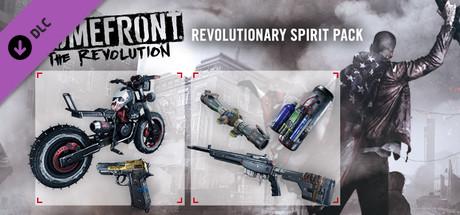 Homefront®: The Revolution – The Revolutionary Spirit Pack