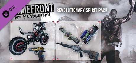 The Revolutionary Spirit Pack | DLC