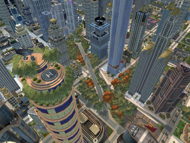 City Life Game