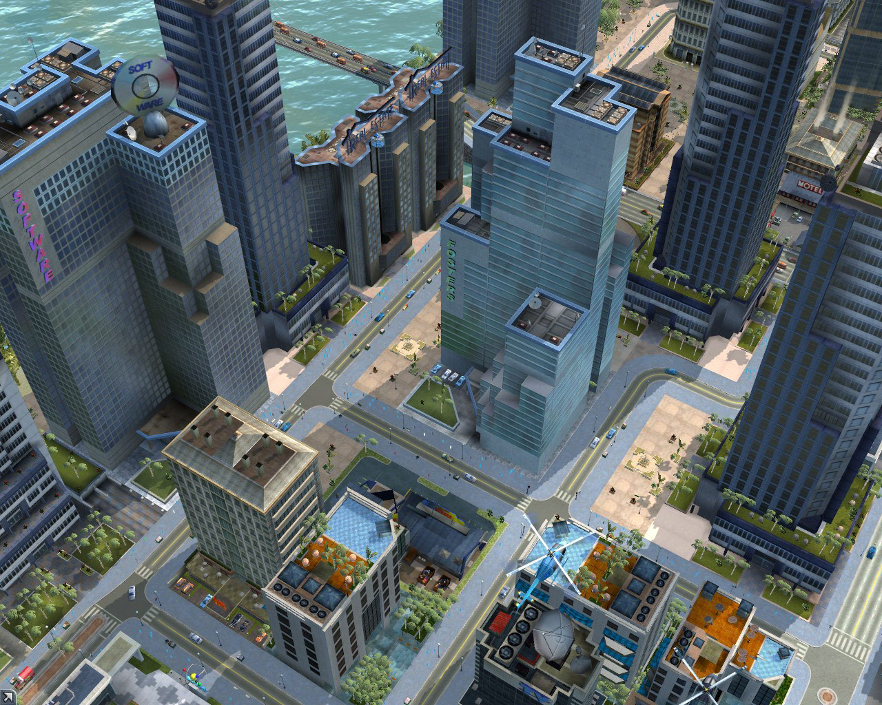Download City Life 2008 Full Pc Game