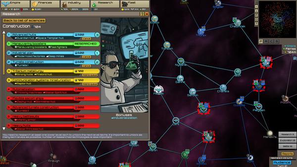 Screenshot of Stellar Monarch