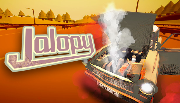 Jalopy - Road Trip Car Driving Simulator Indie Game on Steam