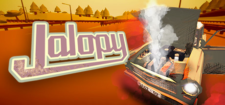 Jalopy - Road Trip Car Driving Simulator Indie Game