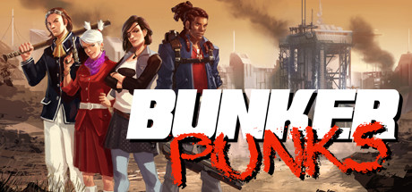 Bunker Punks cover art