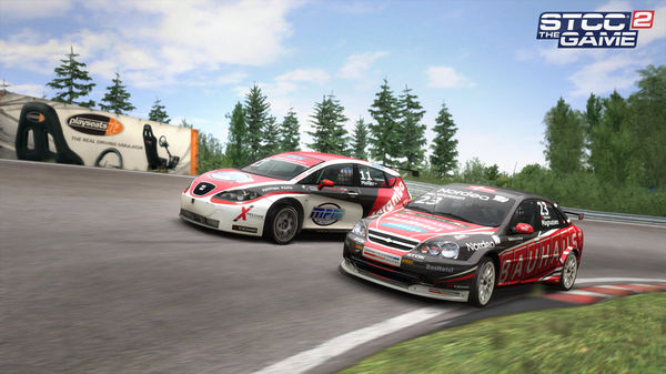 STCC The Game 2 – Expansion Pack for RACE 07 (DLC)