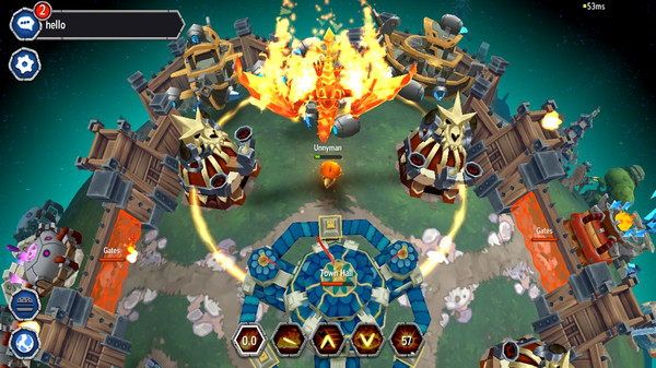 UnnyWorld - Battle Royale