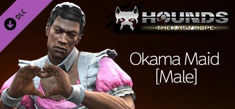 Okama Maid Peach (Male)