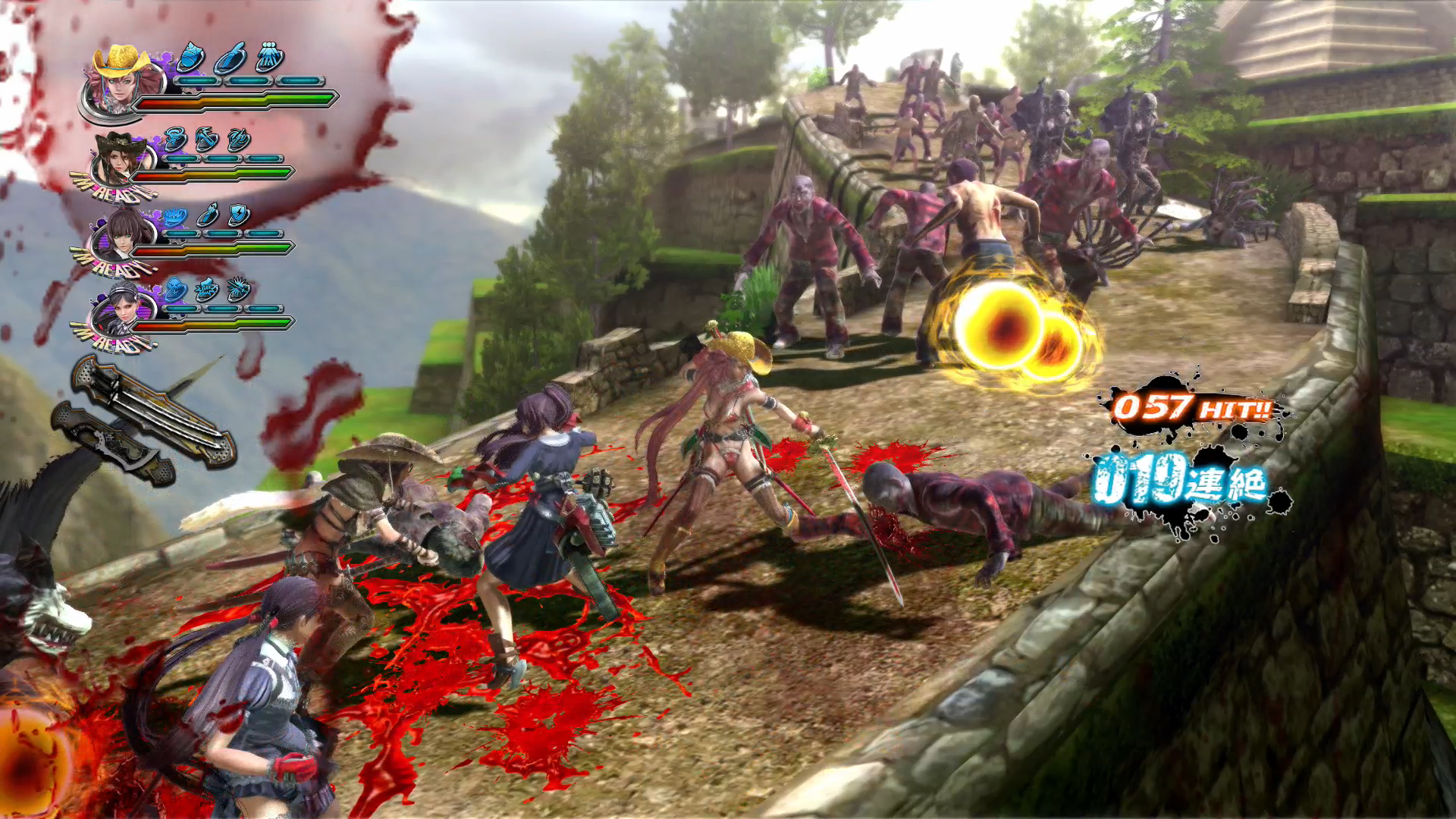 Onechanbara Z2: Chaos Screenshot 2
