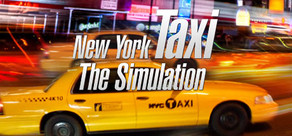 New York Taxi Simulator cover art