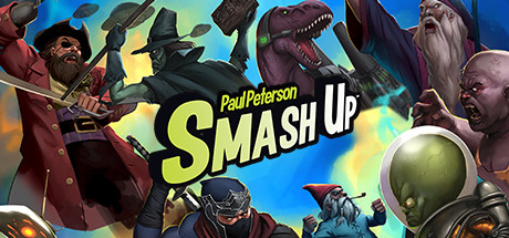 Smash Up: Conquer the bases with your factions