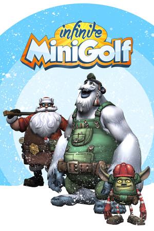 Infinite Mini Golf poster image on Steam Backlog