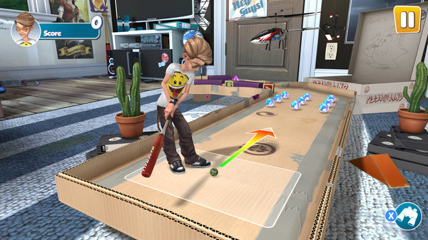 Infinite Mini Golf Screenshot