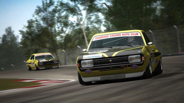 RETRO – Expansion Pack for RACE 07 (DLC)