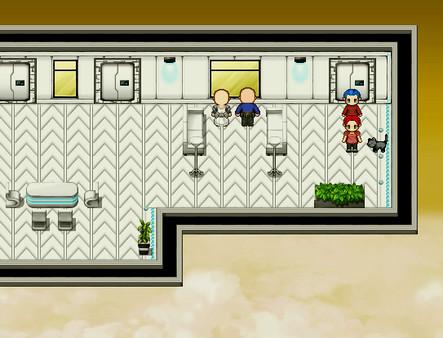 Screenshot of Space Pilgrim Episode IV: Sol