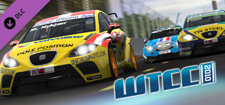 WTCC 2010  Expansion Pack for RACE 07