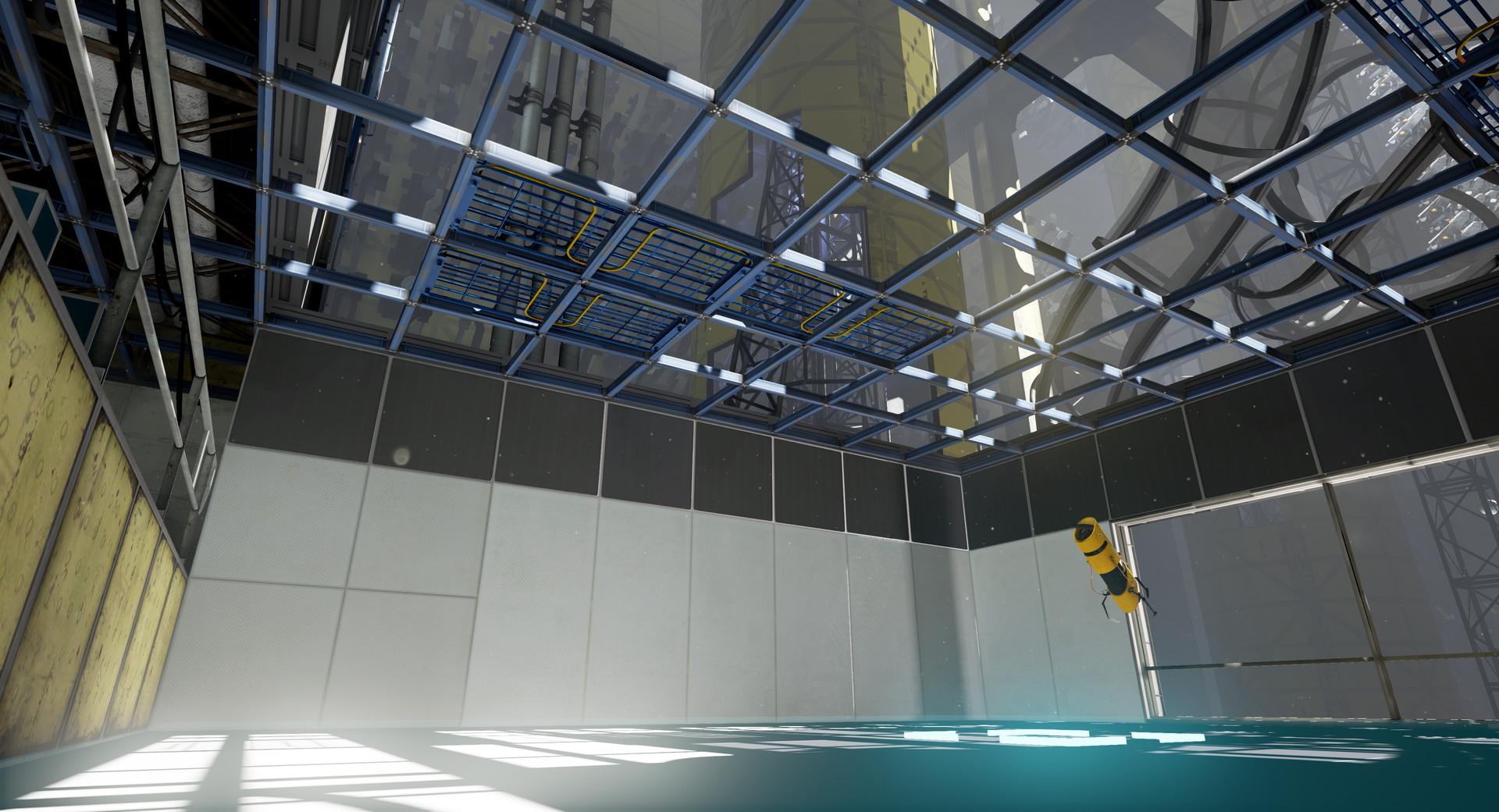 Portal Stories: VR screenshot