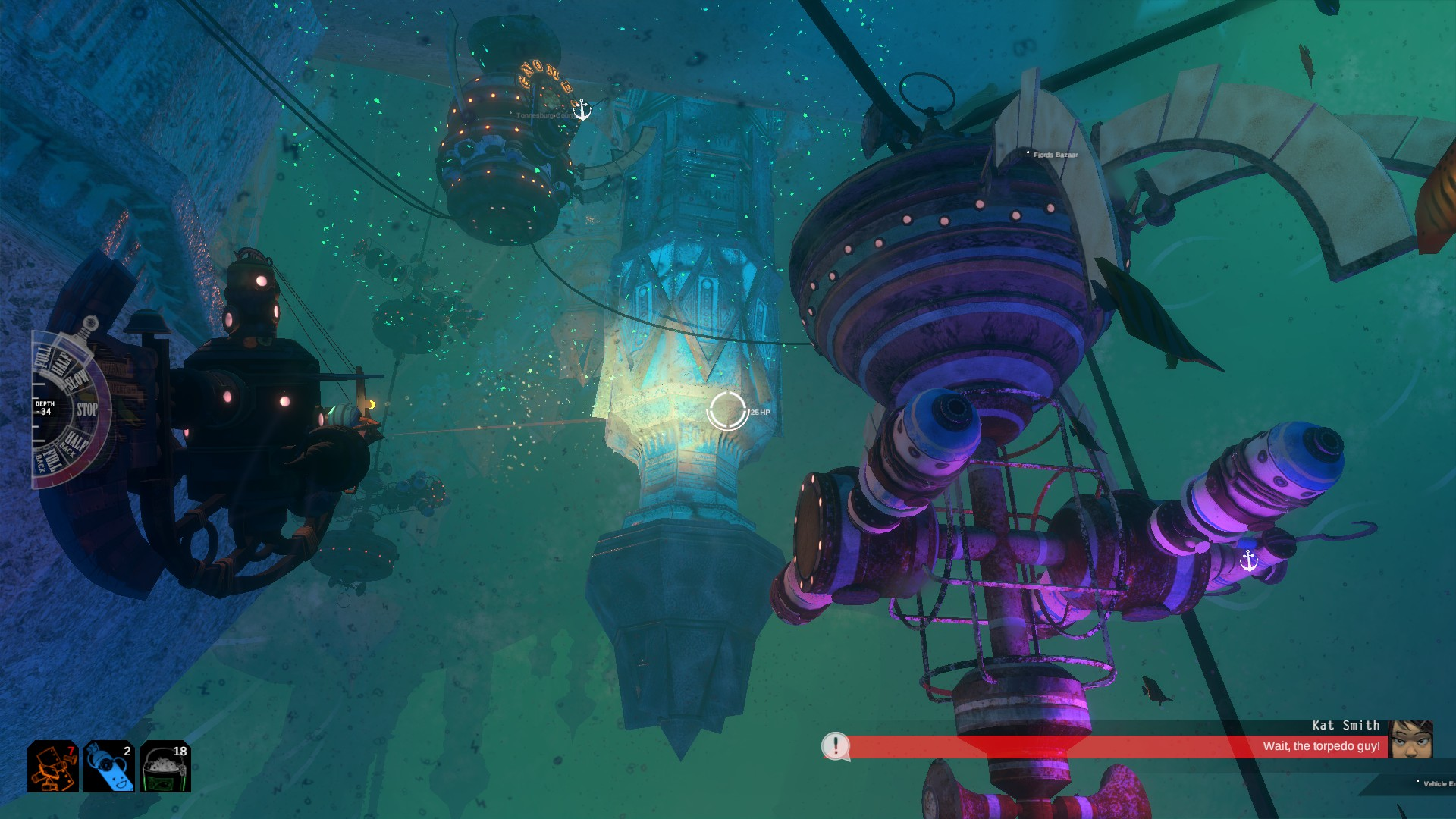 Diluvion Screenshot 2