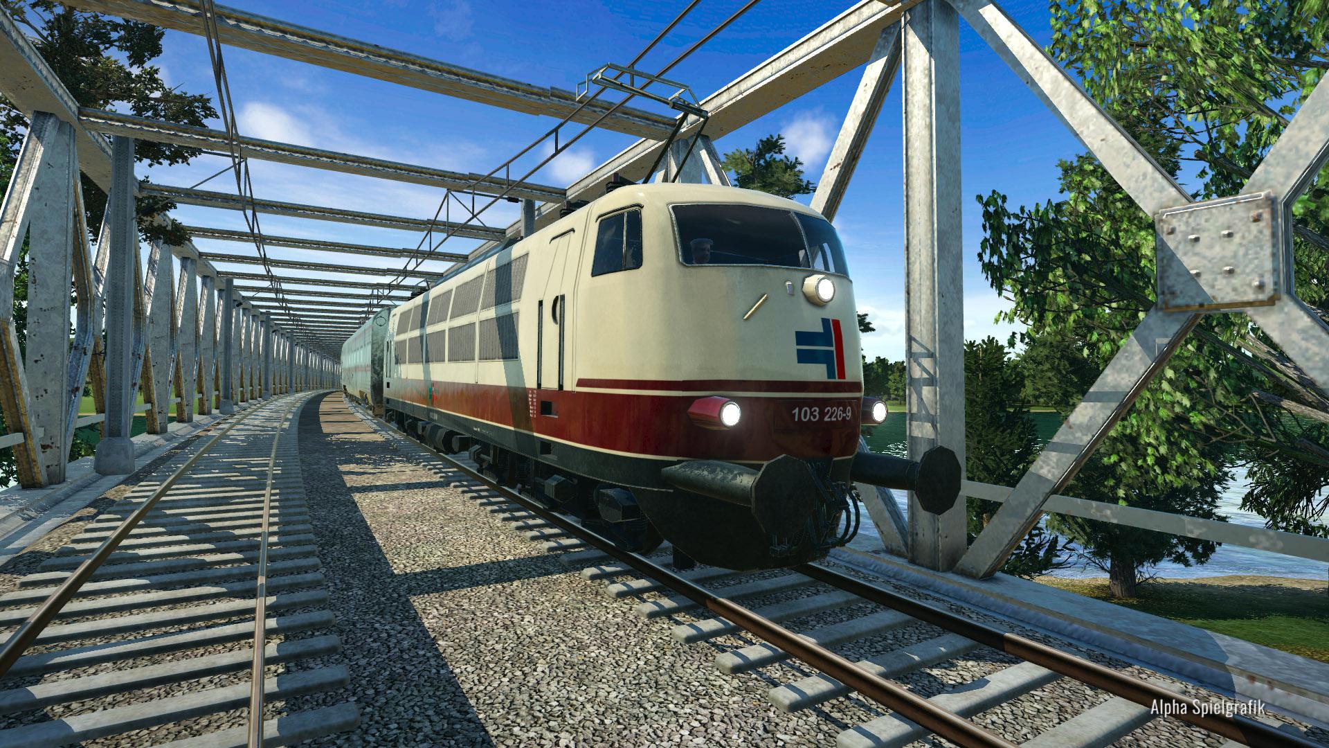 Transport Fever Mac 破解版 铁路主题的模拟经营类游戏-麦氪搜(iMacso.com)