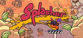 Splasher cover art