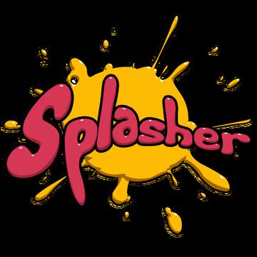 Splasher logo