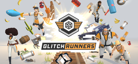 Game Banner Glitchrunners