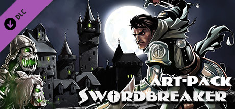 Swordbreaker The Game - All in-game scenes HD wallpapers + game OST Steam DLC