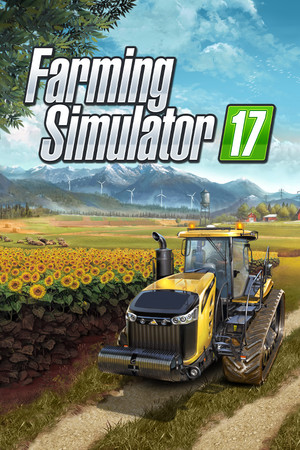 Farming Simulator 17 poster image on Steam Backlog