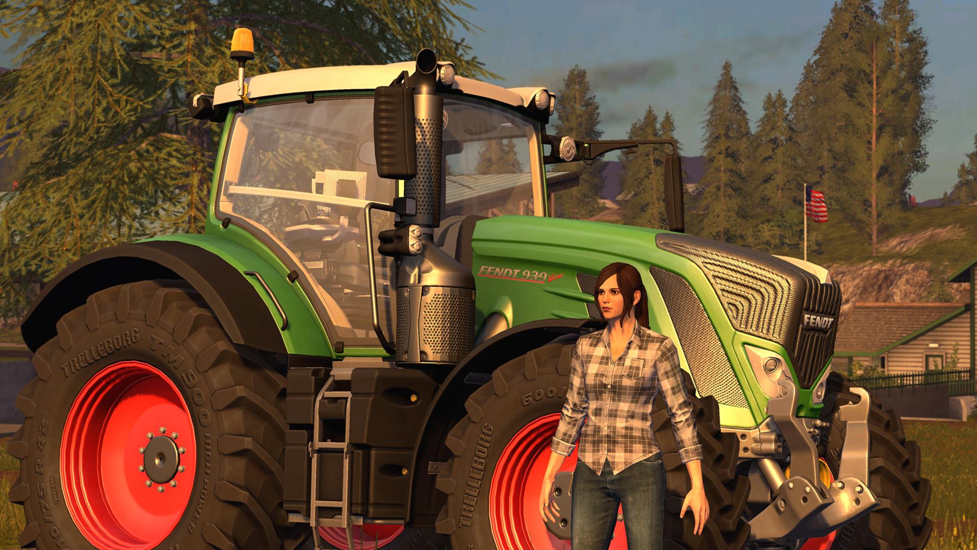 Farming Simulator 17 ESPAÑOL Descargar Full (RELOADED) 8