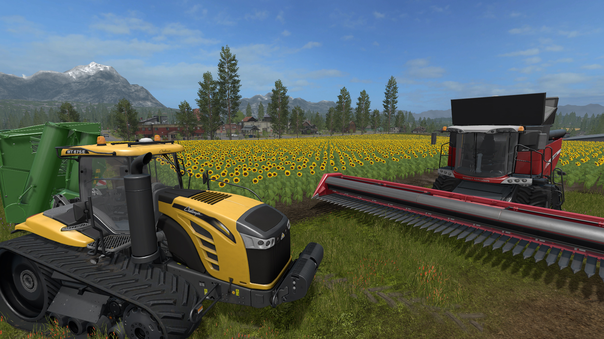 Farming Simulator 17 ESPAÑOL Descargar Full (RELOADED) 2