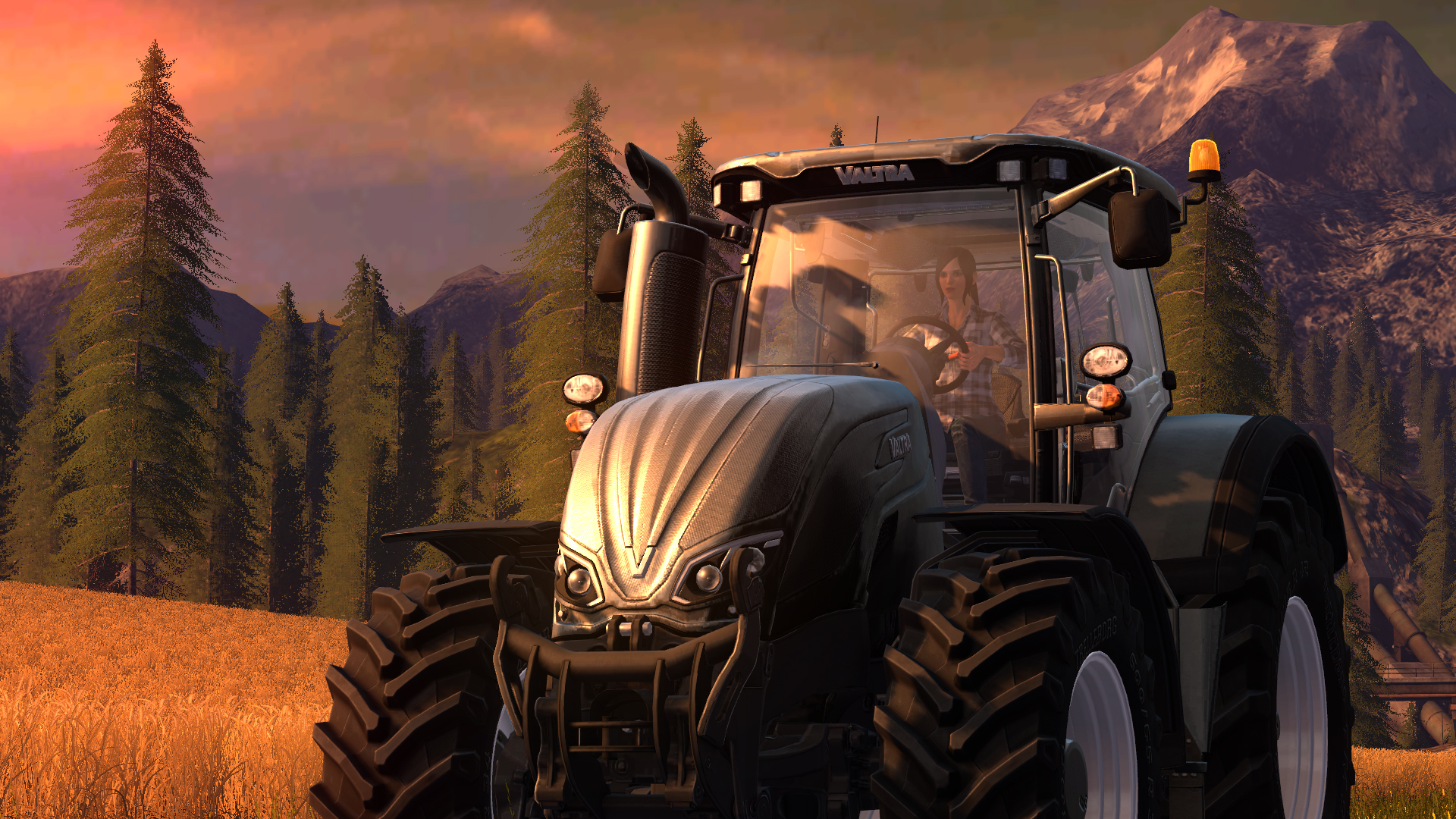 Farming Simulator 17 ESPAÑOL Descargar Full (RELOADED) 6