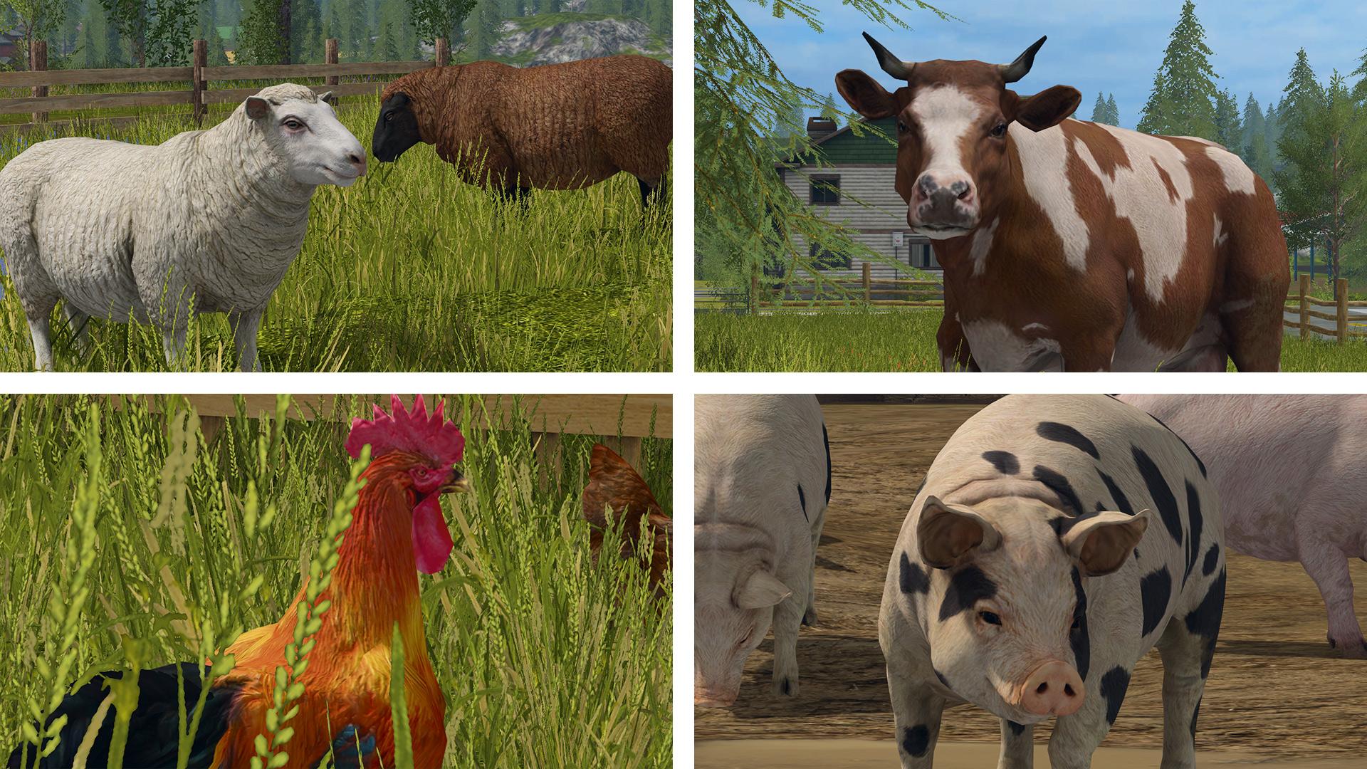 Farming Simulator 17 ESPAÑOL Descargar Full (RELOADED) 5