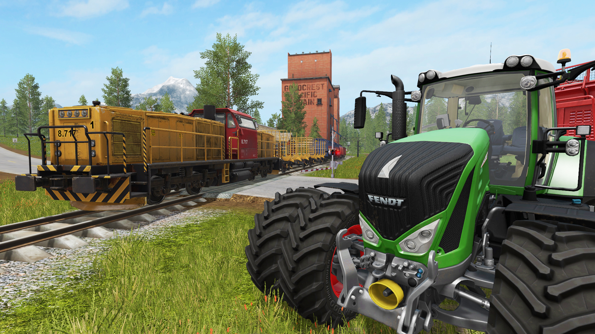 Farming Simulator 17 ESPAÑOL Descargar Full (RELOADED) 3