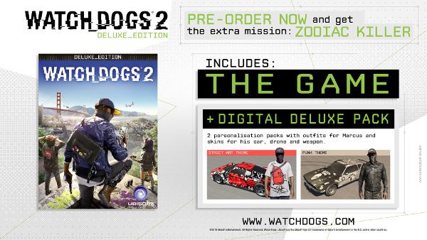 Ubisoft watch dogs 2.