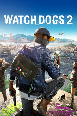 Watch_Dogs 2 poster image on Steam Backlog
