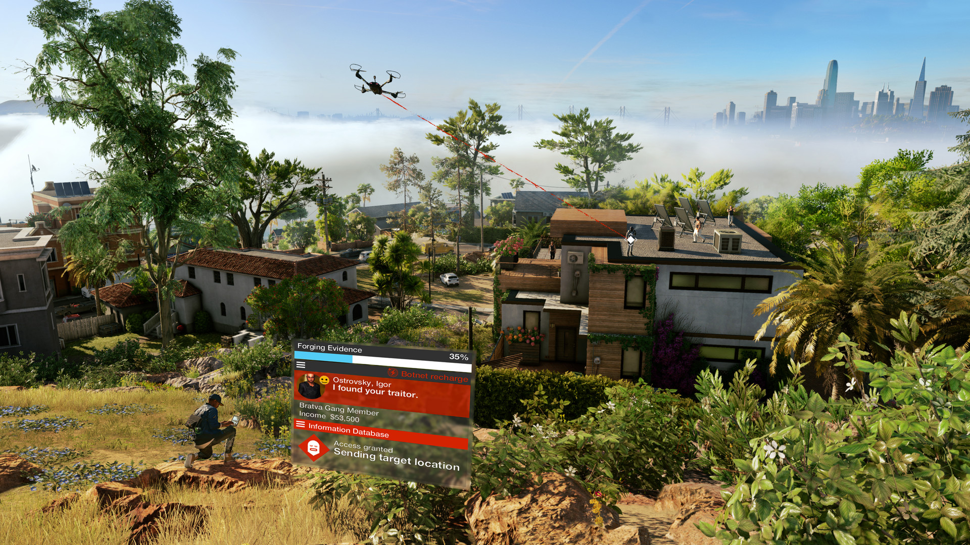 Watch Dogs 2 Inc  All DLCs & Updates Repack Corepack | GajeKompi