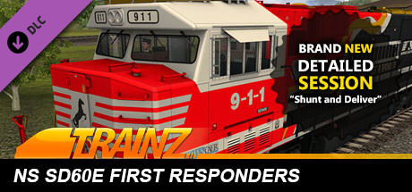 TANE DLC: NS SD60E First Responders