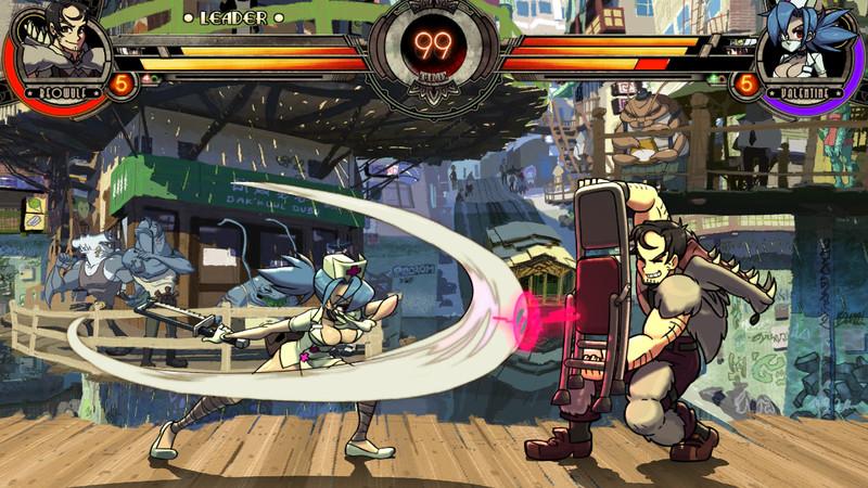 Skullgirls 2nd Encore Upgrade on Steam