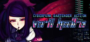 VA-11 Hall-A: Cyberpunk Bartender Action cover art